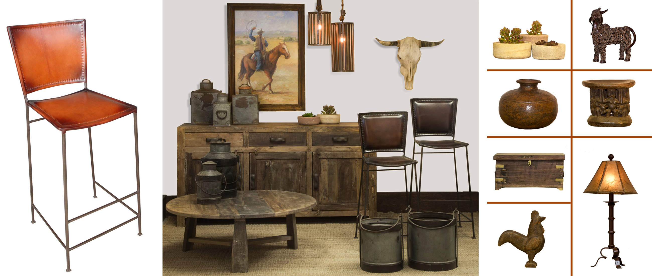 prev. Indus Design Imports   The largest wholesale rustic and old world