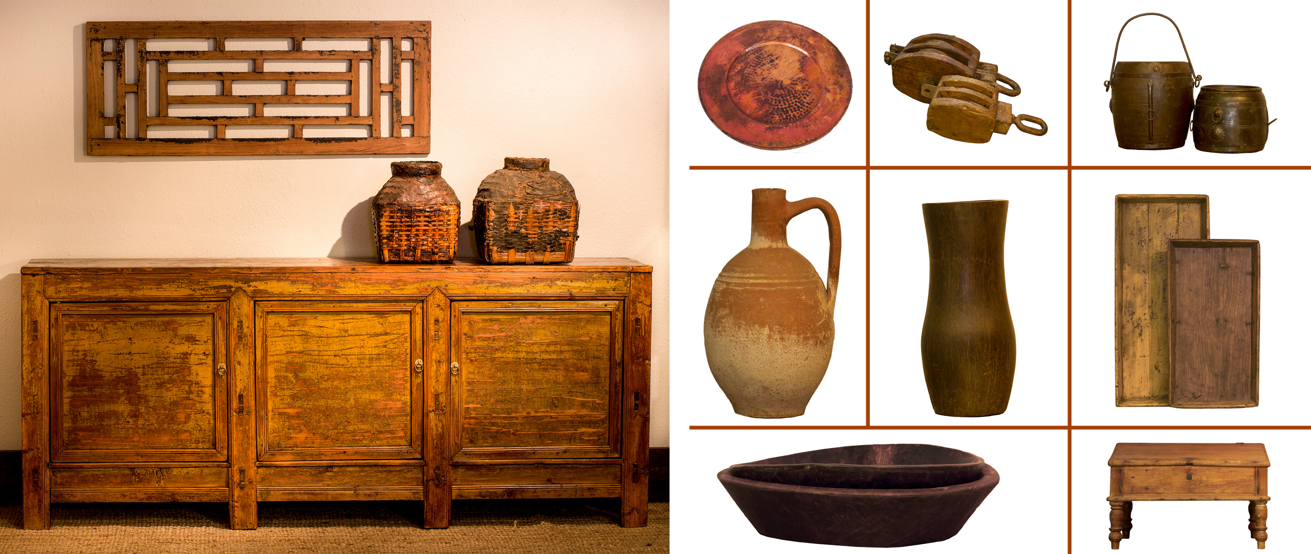 Indus Design Imports - The largest wholesale rustic and old